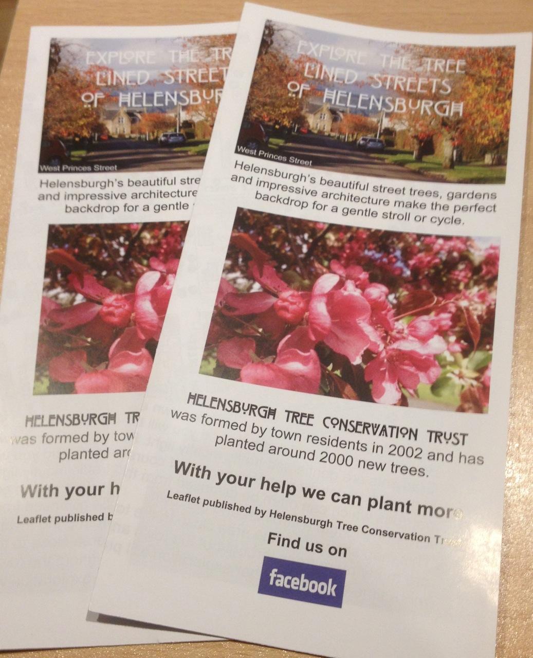 Tree Trust Leaflet