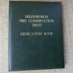 Tree Trust Dedication Book
